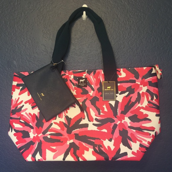 Dabney Lee Handbags - DABNEY LEE Large Carryall Tote With Pouch